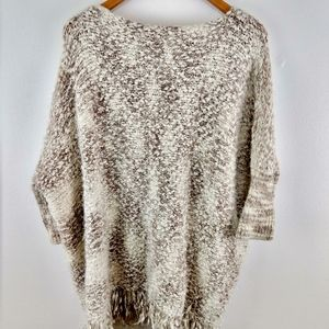 Umgee Sweaters - Umgee Textured Knit Oversized Cozy Sweater M/L